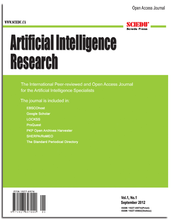 ieee paper on artificial intelligence for speech recognition Top free ieee papers on artificial intelligence downloads artificial intelligence wizard is an innovative application designed to analyze the data you feed it via.